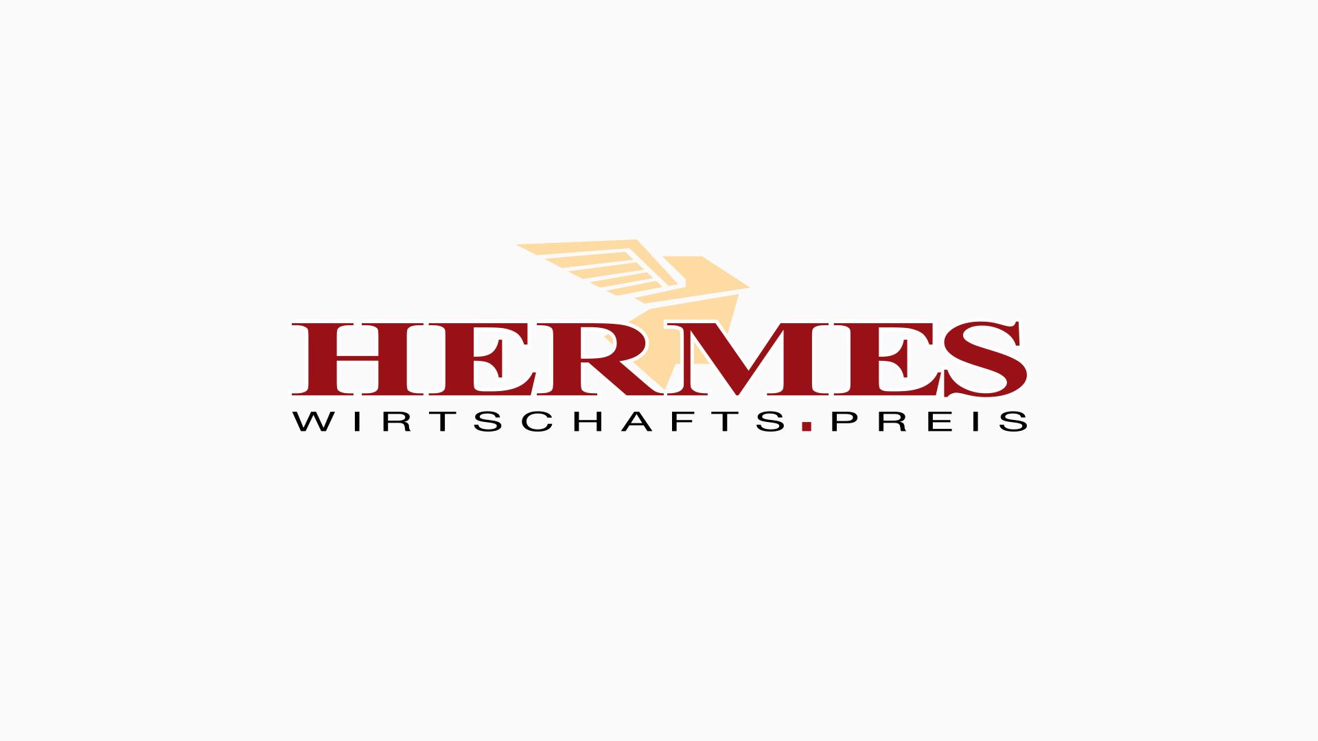 Hermes Wirtschaftspreis Logo